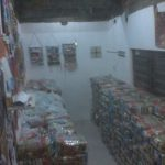 Montagem das cestas - 2012